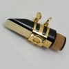 WOODSTONE - Ligature GOLD PLATE - Clarinet Eb