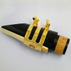 WOODSTONE - Ligature GOLD PLATE - Clarinet Bass