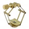 FL - Ligature - Clarinet Bb - PURE BRASS /Gold/