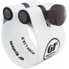 GF SYSTEM - Ligature - WHITE Line - Alto Saxophone