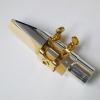 WOODSTONE - ALTO Saxophone Ligature - GOLD PLATE - Yanagisawa