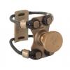 ZAC - Ligature - Alto Saxophone - BRASS METAL /ZL1115/ - Metal Mouthpieces