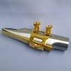 WOODSTONE - ALTO Saxophone Ligature - GOLD PLATE - ARB