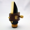 WOODSTONE - Ligature KODAMA II - Clarinet Bb - BROWN