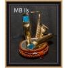SUGAL - Tenor Sax - CUSTOM SERIE - MB II - Copper GOLD