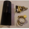LEBAYLE - Ligature - MAT GOLD - METAL MOUTHPIECES