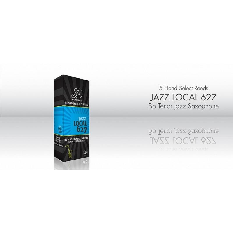 GONZALEZ - TENOR Saxophone Reeds - LOCAL JAZZ