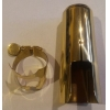 LEBAYLE - Ligature - GOLD - HARD RUBBER MOUTHPIECES